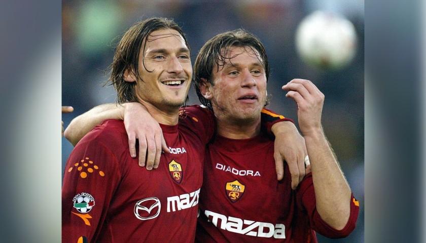 Maglia gara Cassano Roma, 2003/04