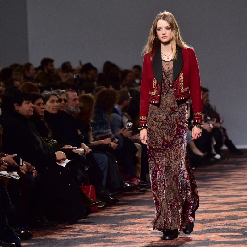 Attend the Etro Fashion Show A/W 17-18 in Milan | 2 seats