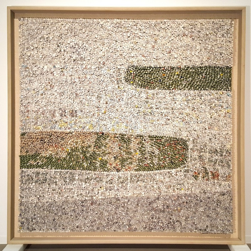 """""""Spiritual Balance in His Garden"""" by Min Suh Jeong"""