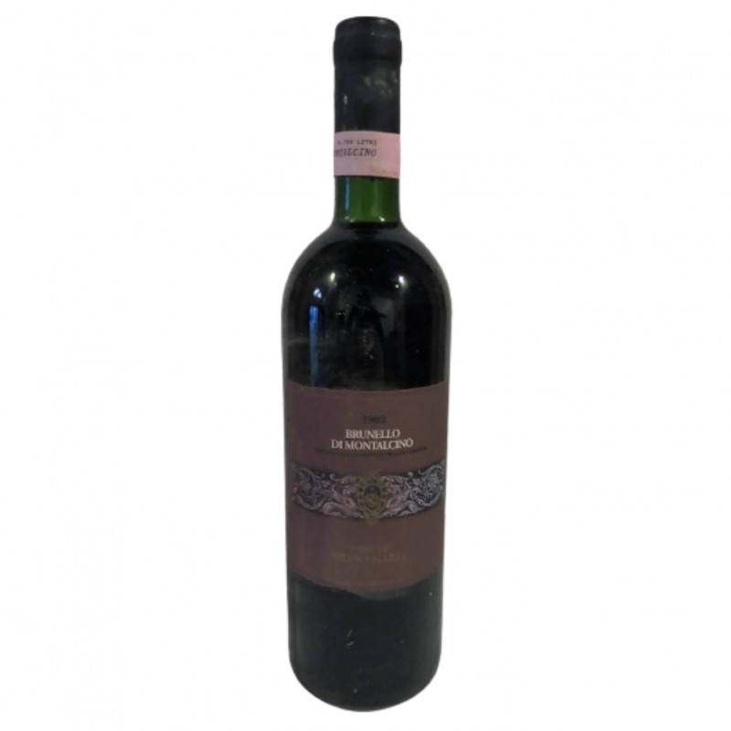 Bottle of Brunello di Montalcino, 1992 - Tenuta Silvio Nardi