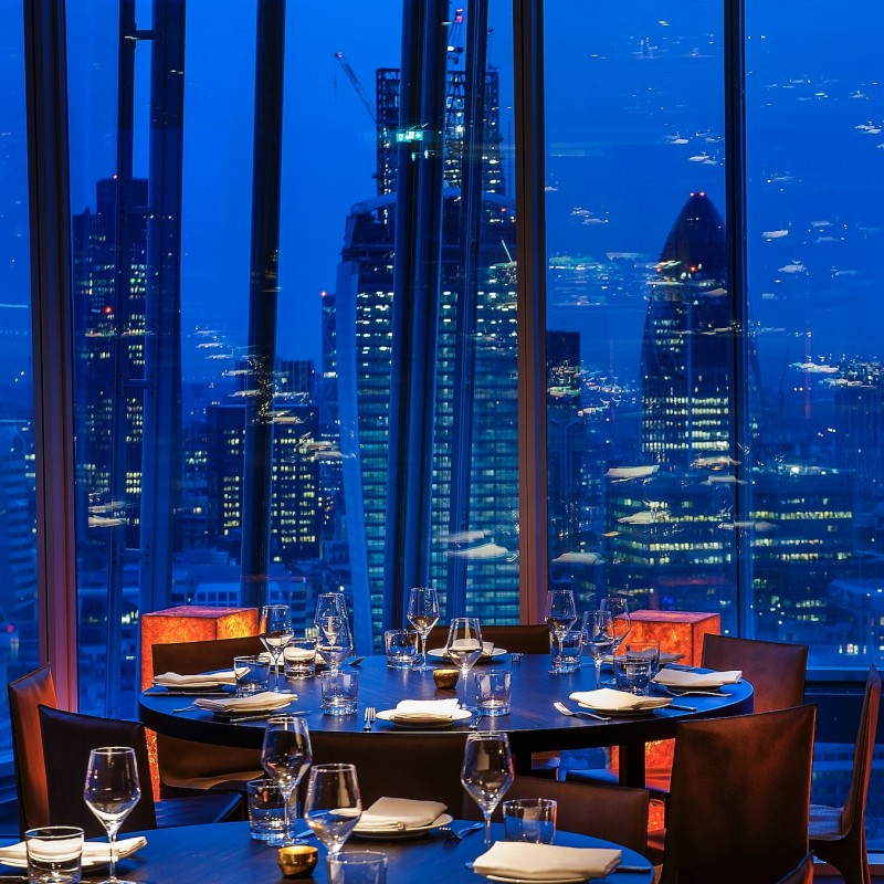 3 Course Dinner For Four With Wine at Oblix