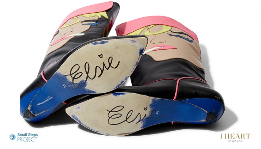 Elsie Signed Shoes