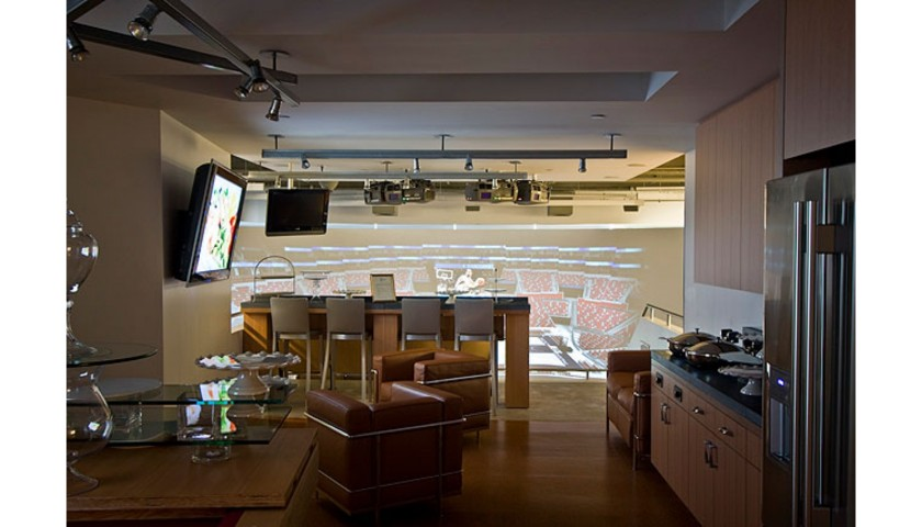 NY Islanders Owner's Suite: 8 Seats for Barclay Center Game