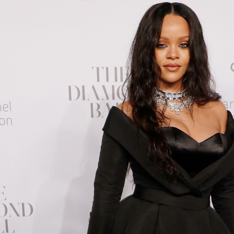 Attend Rihanna's 5th Annual Diamond Ball in NYC