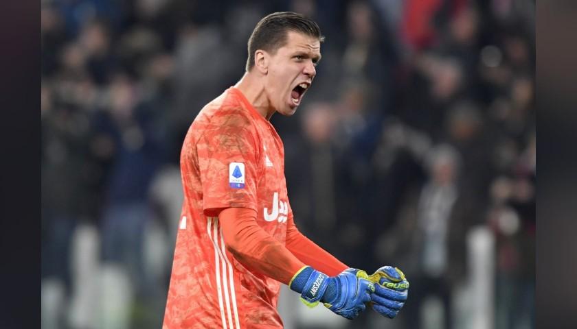 Reusch Goalkeeper's Gloves - Signed by Szczesny