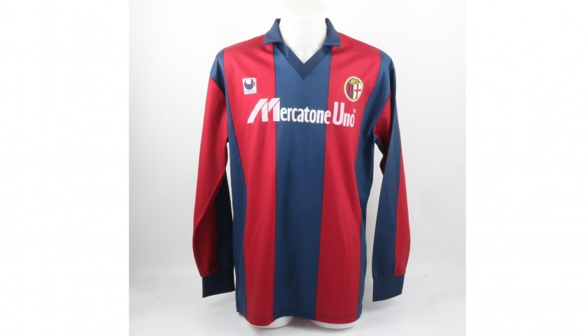 Galvani's Worn Shirt, Bologna-Napoli 1991