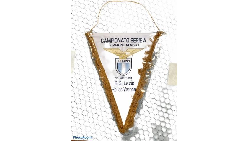 Lazio-Verona 2020 Match Pennant