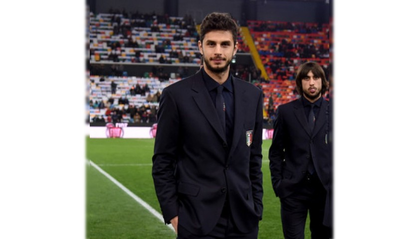 Ranocchia's Italy National Football Team Shirt by Ermanno Scervino