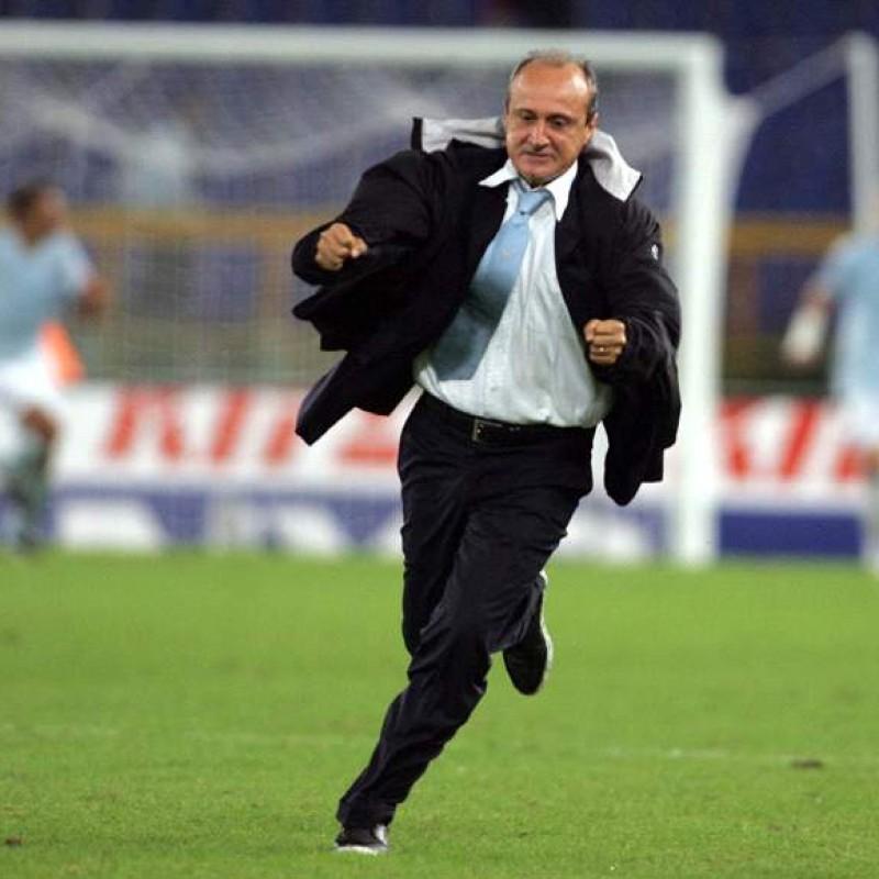Lazio Training Coat Worn by Delio Rossi