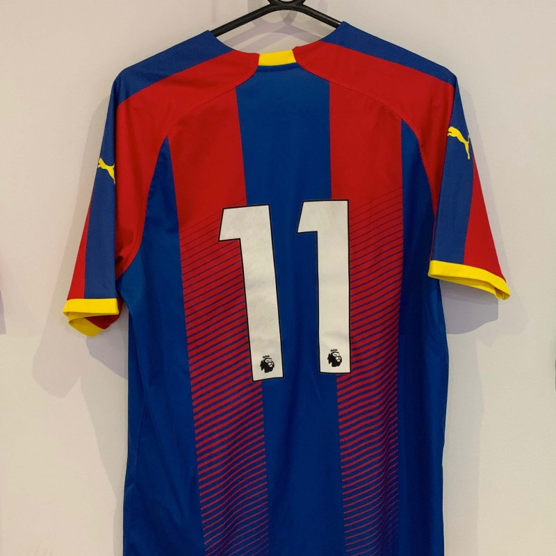 Play Left Midfield Alongside Crystal Palace F.C Legends Andy Johnson and  Andy Gray 4d01a47cd