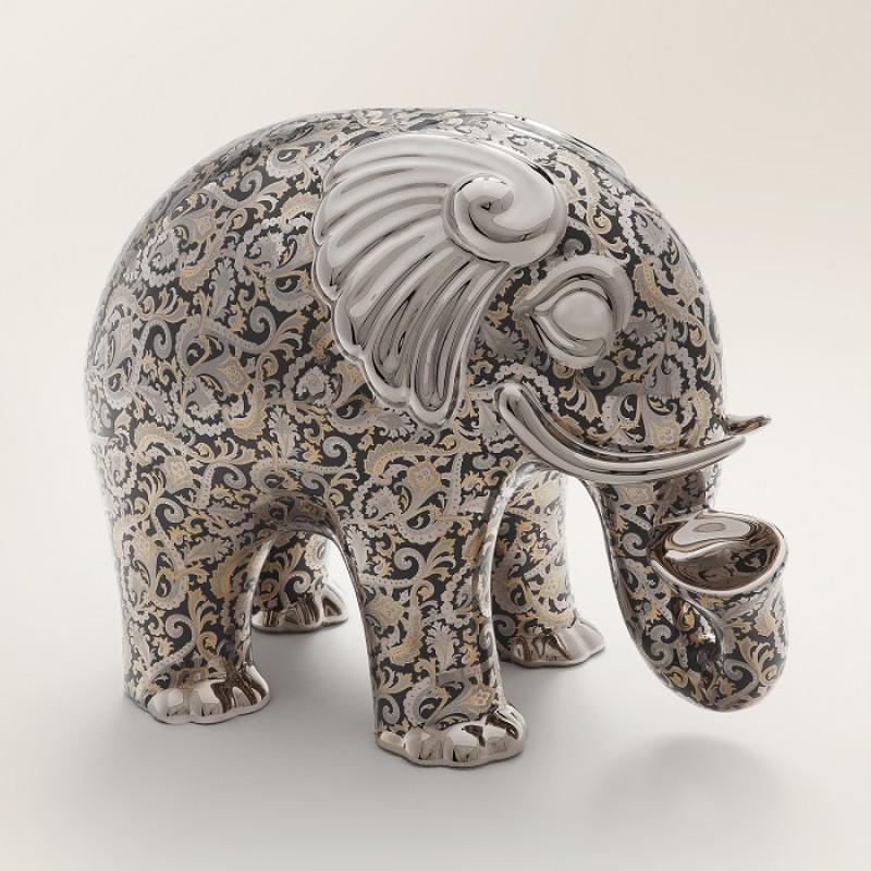 Porcelain Elephant by Stefano Ricci