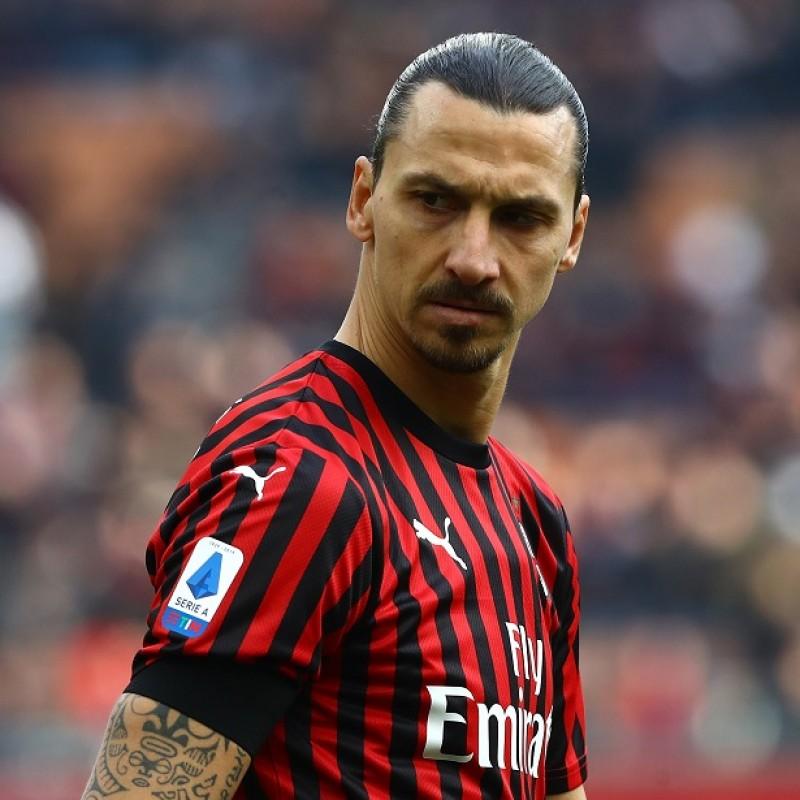 Matchball, Serie A 2019/20 - Signed by Ibrahimović