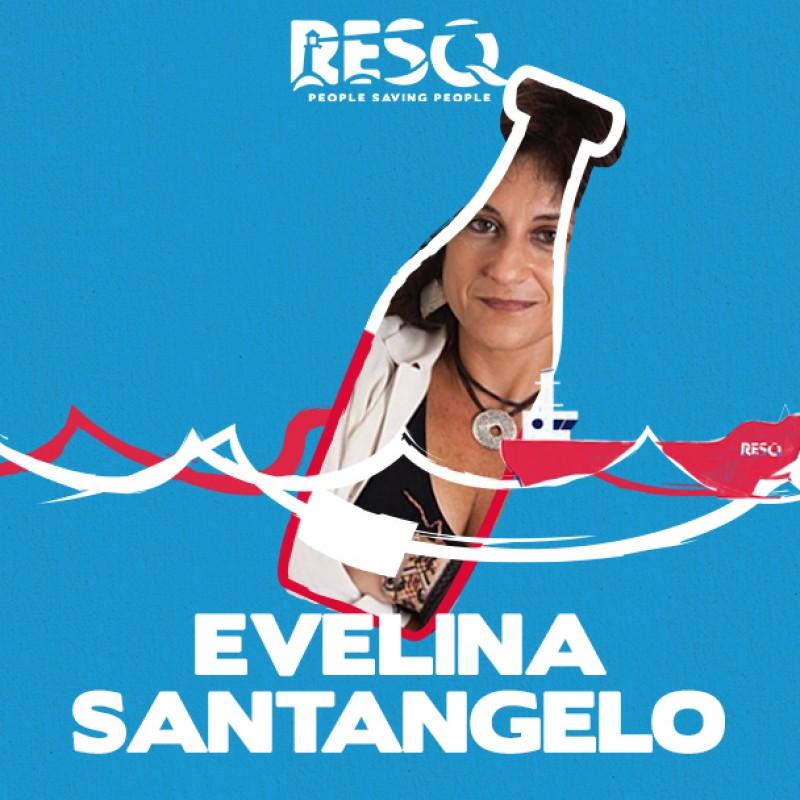 Evelina Santangelo: Message in a Bottle