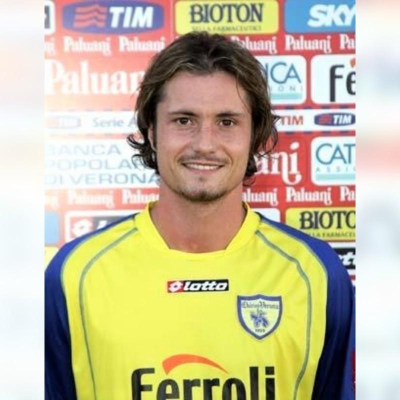 Maglia gara Moro Chievo Verona, 2005/06