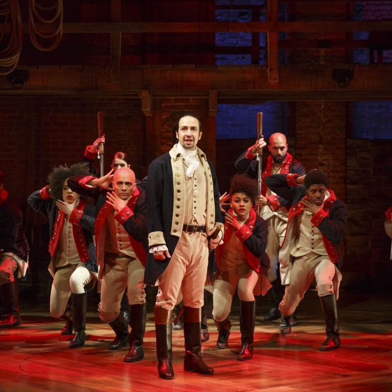 Virtual Meet and Greet with One Performer from Hamilton