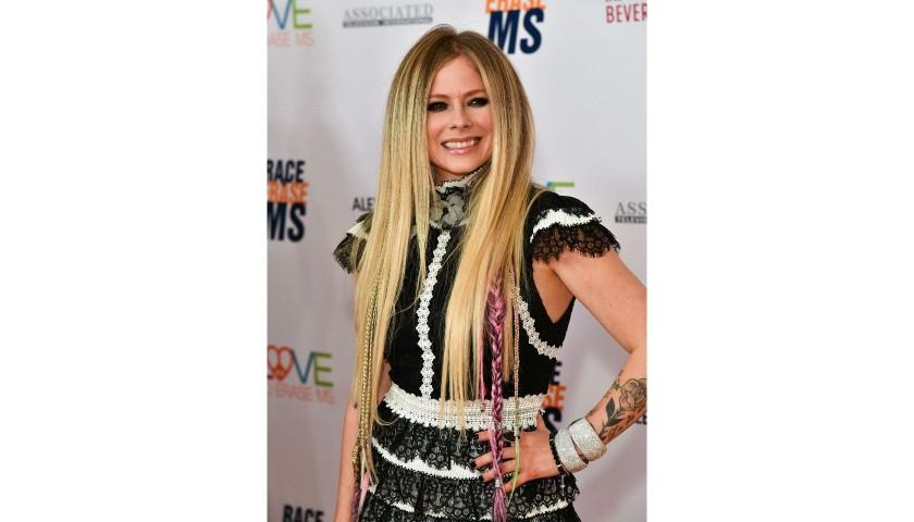 Avril's Alice & Olivia Dress