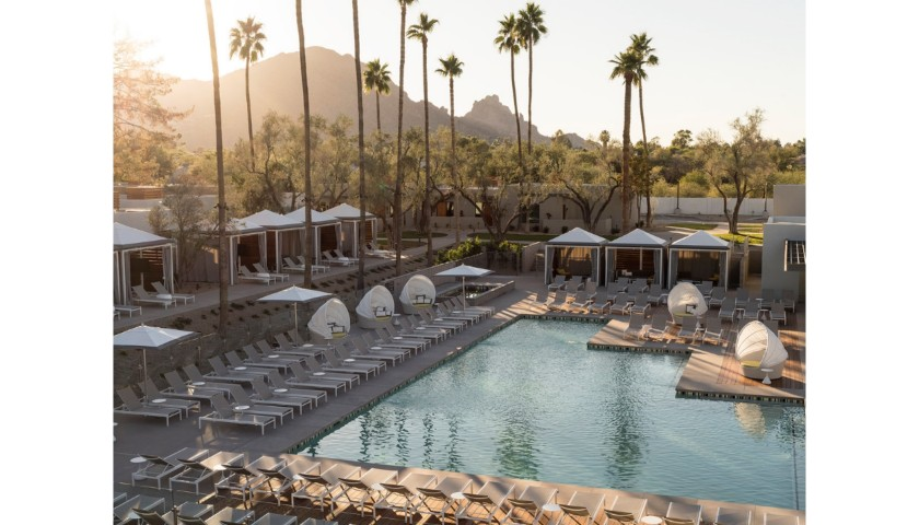 3-Night Suite Stay at Fairmont Scottsdale Princess