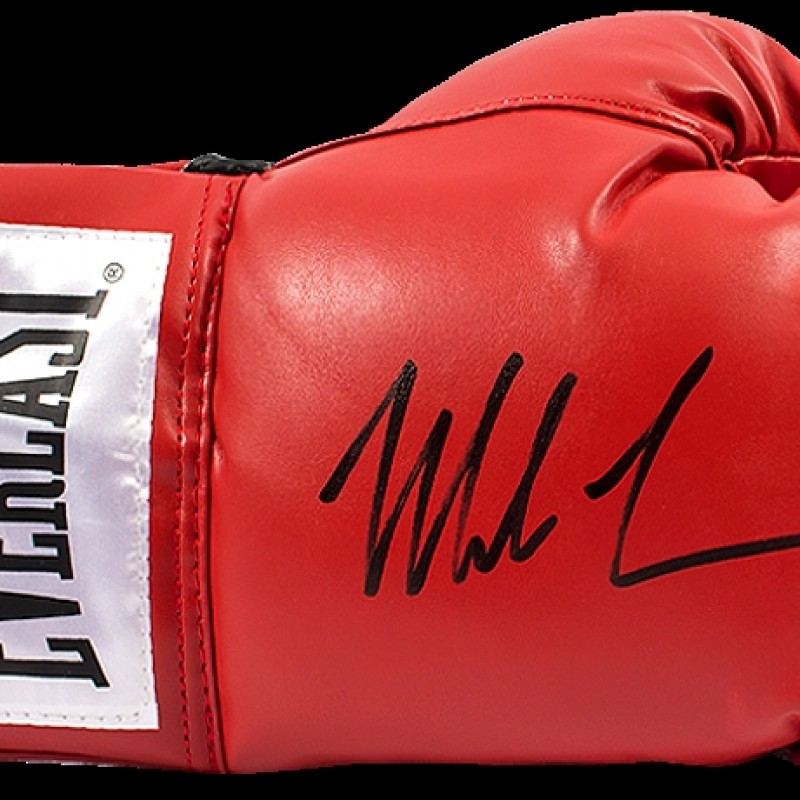 Mike Tyson, Signed Glove