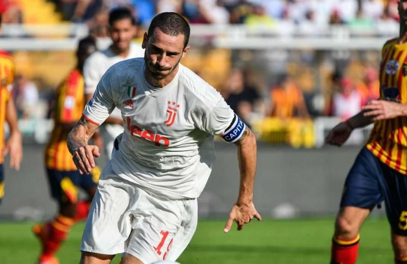 Bonucci Away Match Shirt, Serie A 2019/20