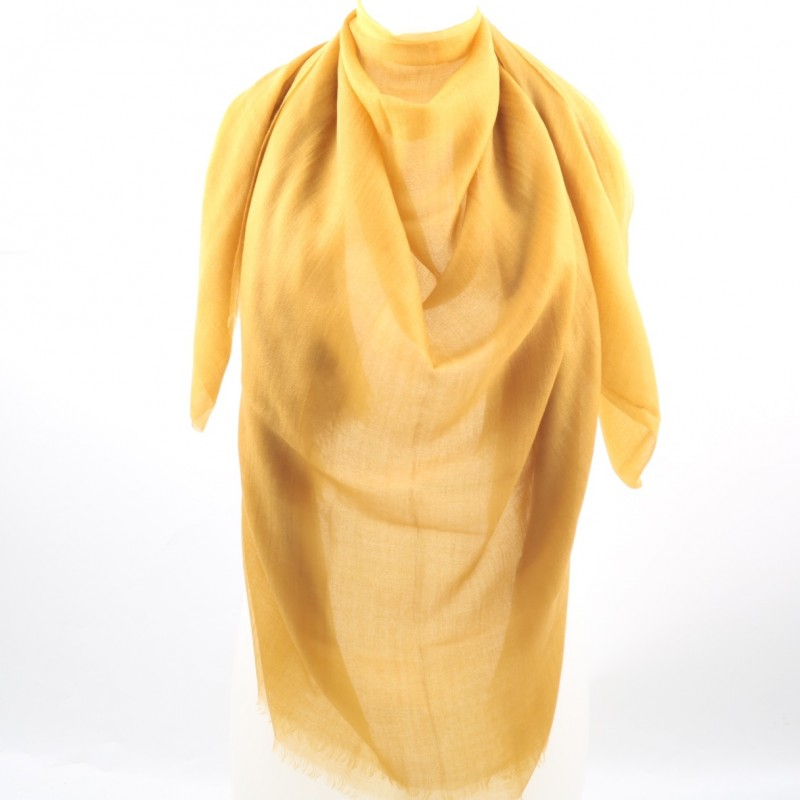 Own this exclusive Cashmere Foulard by Loro Piana