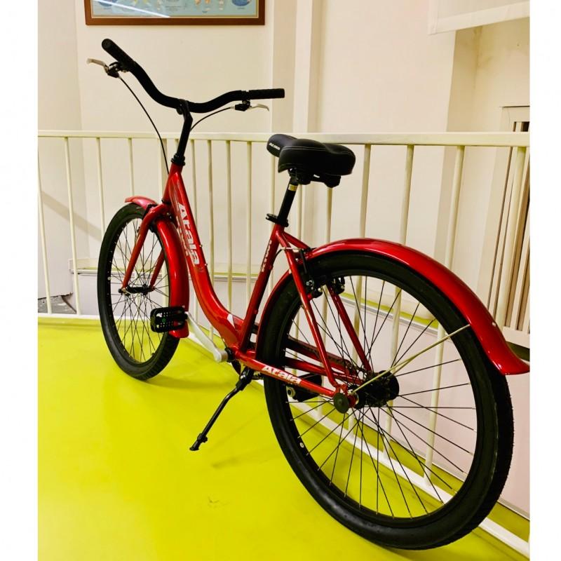 Red Atala Kiwi Bike