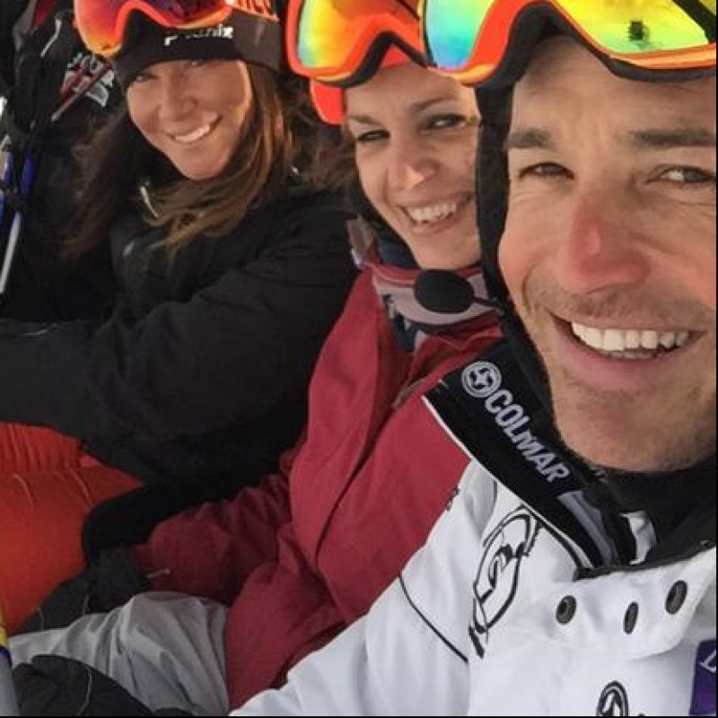 A Day on the Slopes with Giorgio Rocca