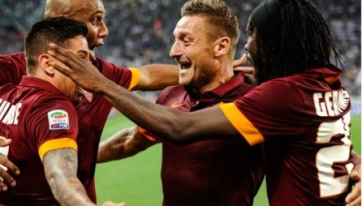 AS Roma authentication Program begins