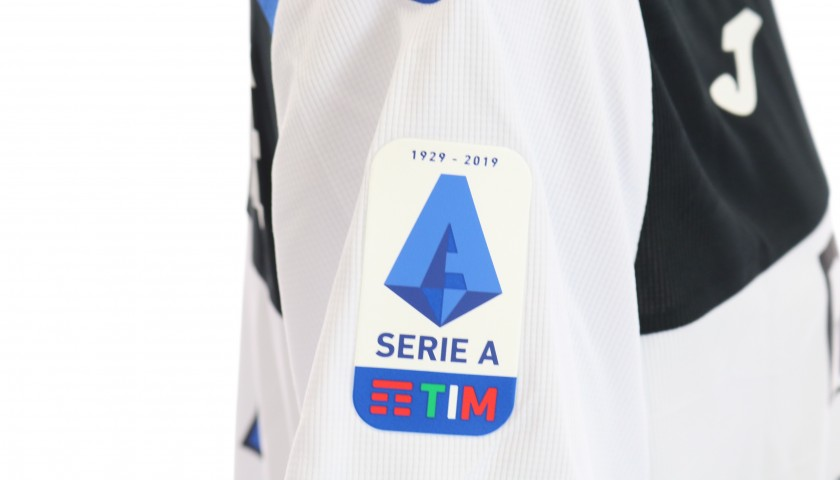 Castagne's Match-Issued Shirt, Hellas Verona-Atalanta 2020