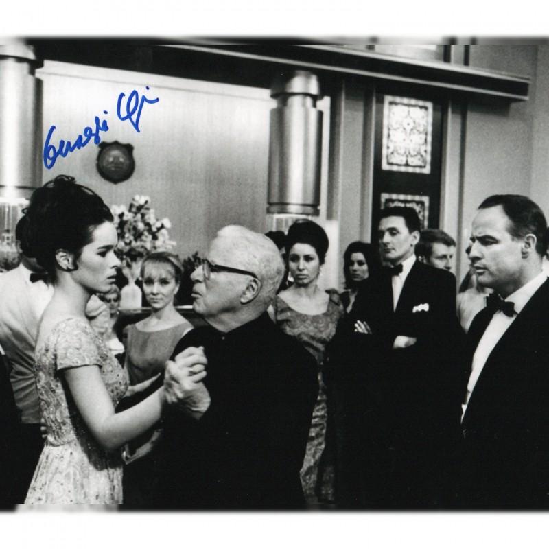 Geraldine Chaplin Signed Photograph