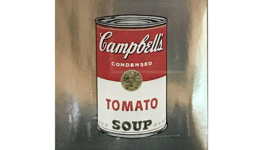 """""""Campbell's Soup"""" by Andy Warhol"""
