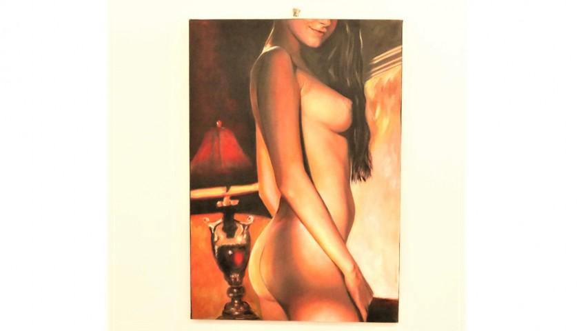 Receive a Sensual Portrait by Antonello Arena