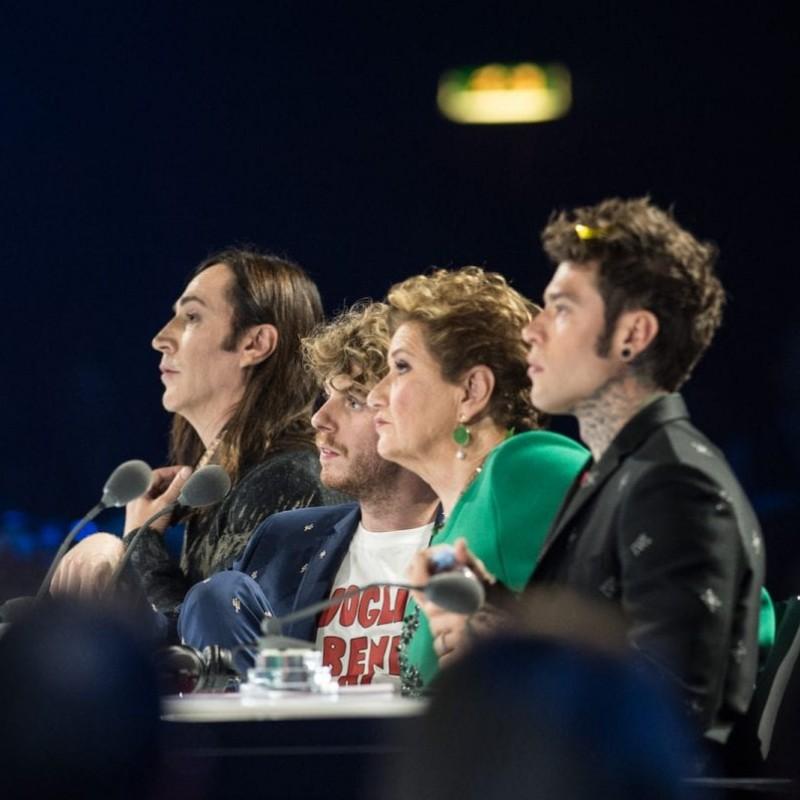 2 biglietti per la finale di X Factor 2018