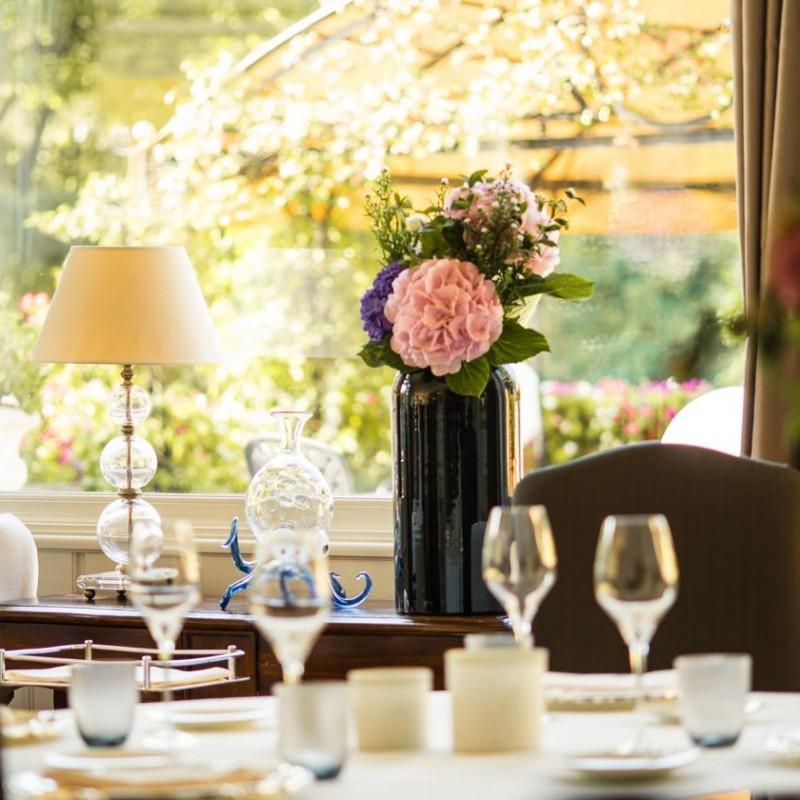 Dinner for 2 at Michelin-Starred Restaurant Da Vittorio
