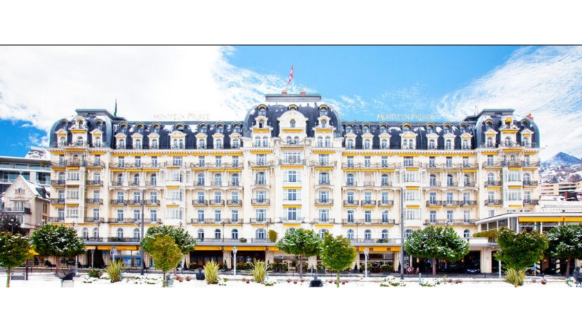7-Night Junior Suite Stay in Europe's Fairmont, Raffles & Swissotel Luxury