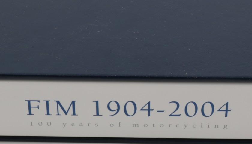 Libro celebrativo FIM 1904-2004 Edizione Limitata