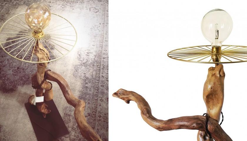Abbraccio Lamp by Rossella Scivales
