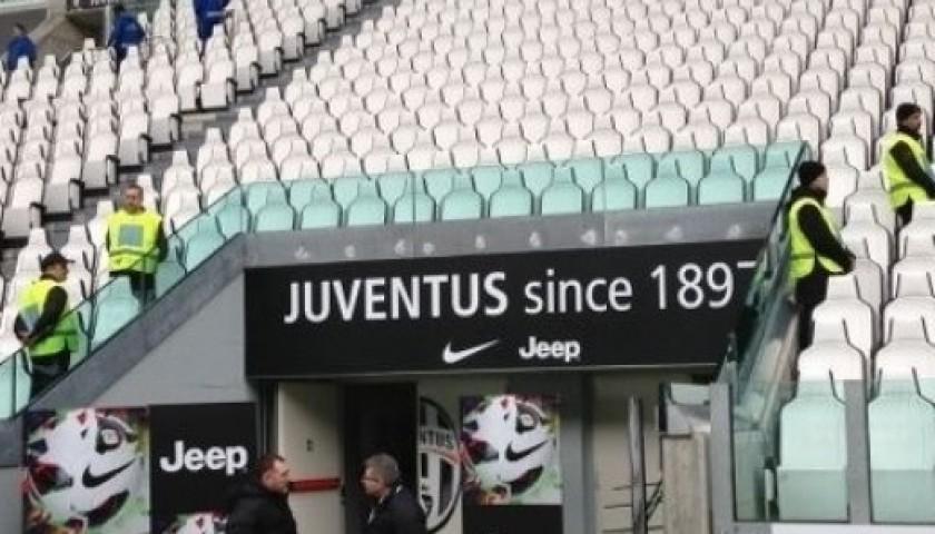 Watch Juventus play Atalanta from Leo Bonucci's seats in the 1st row + hotel