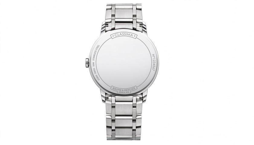 Baume & Mercier Classima Men's Steel Watch