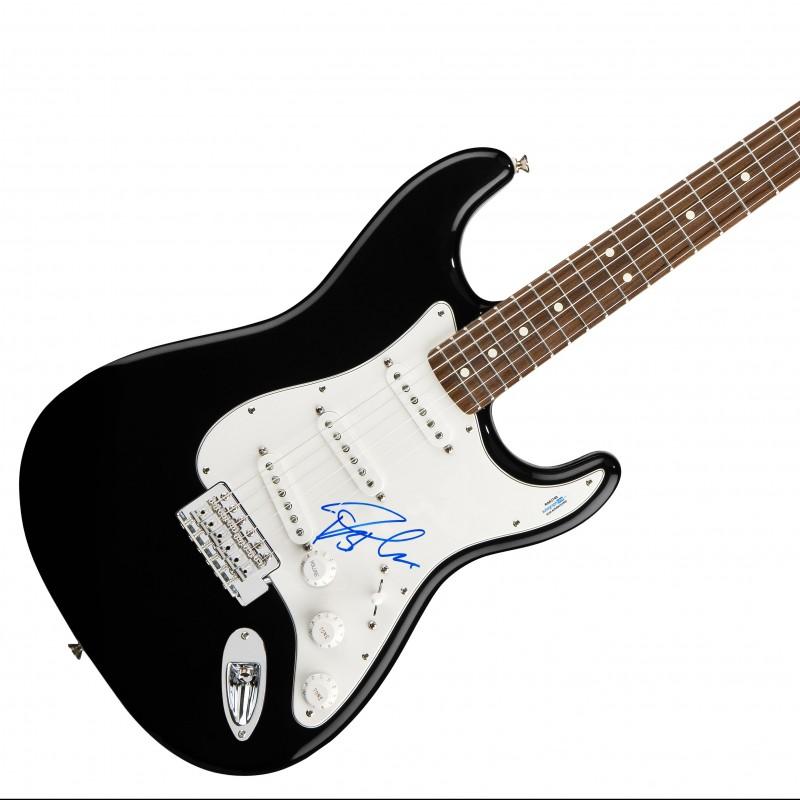 Chitarra autografata da Rob Thomas