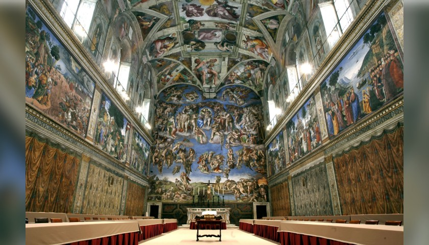 Early Morning VIP Tour of the Sistine Chapel and Vatican Museums