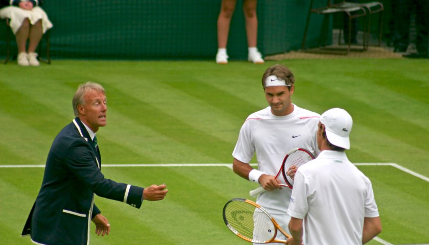 Wimbledon Centre Court VIP Package for Two - Ladies Quarter Finals 2022