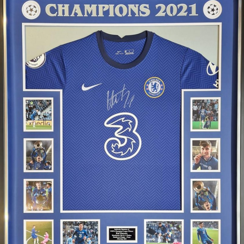 Havatz's Chelsea Signed Shirt