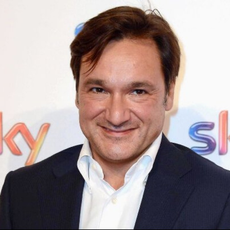 Personalized Birthday Wishes from Italian TV Personality Fabio Caressa