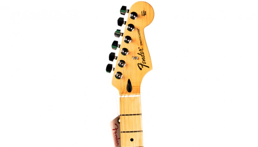 Pete Townshend Signed Fender Stratocaster