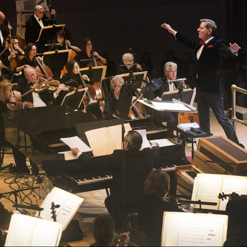 Perform Side-by-Side with a Member of The New York Pops at Carnegie Hall