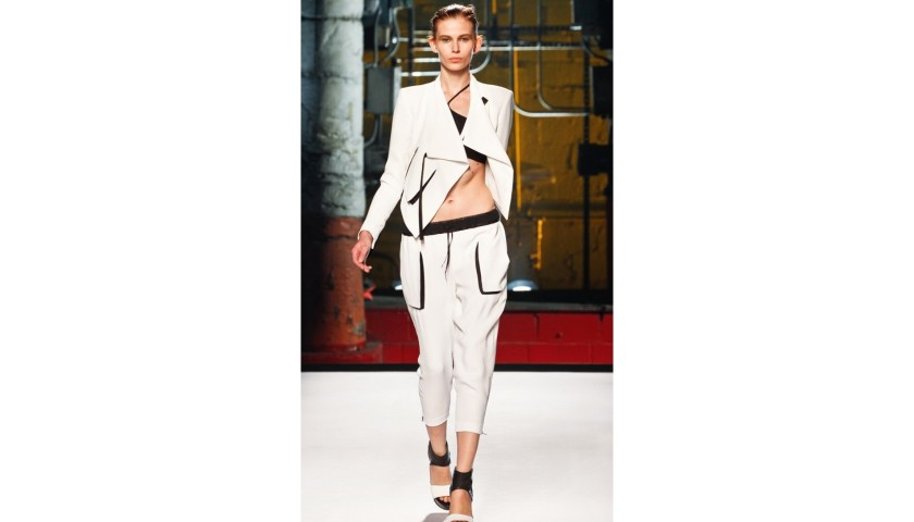 Attend New York Fashion Week S/S 20: Helmut Lang