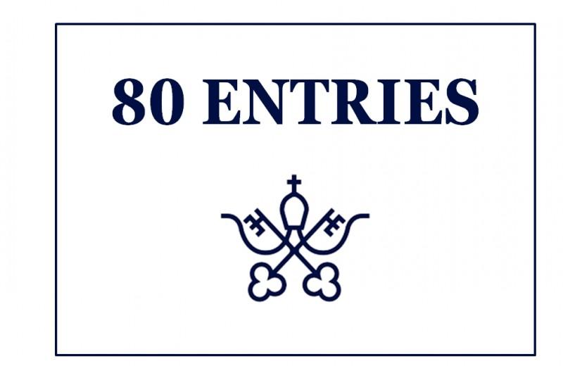 80 Entries