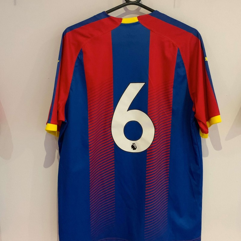Play Centre Midfield Alongside Crystal Palace F.C Legends Andy Johnson and  Andy Gray 5b855ddc2
