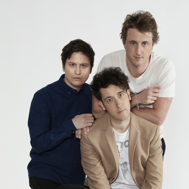 Meet The Wombats and Attend Sydney Gig + Signed Poster