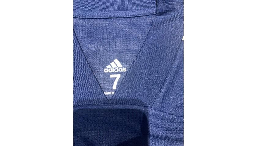 Ronaldo's  Juventus Signed Match Shirt, 2020/21